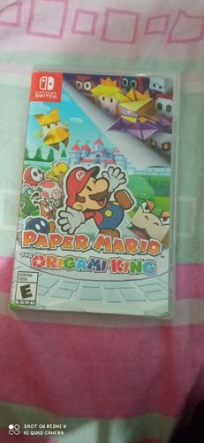 Imagen 1 de 2 de Paper Mario: The Origami King
