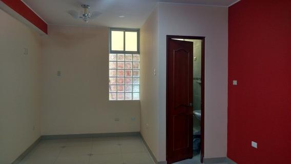 Minidepartamento En Urb. Santo Domingo.