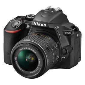 Nikon D5500 Kit 18-55 Zerada !! Somente Venda !!