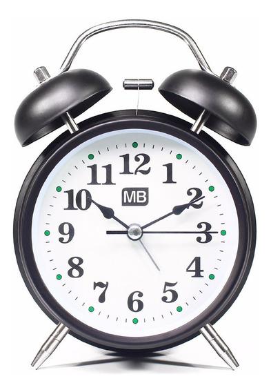 Relógio Mesa Presente Decorativo Sala Ambiente Quarto Pilha