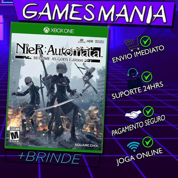 Nier Automata Xbox One + 2 Brindes