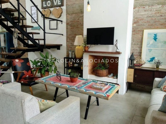 Muy Linda Casa En Venta -ref:1272