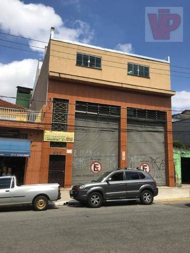 Prédio, 400 M² - Venda Por R$ 2.000.000,00 Ou Aluguel Por R$ 15.000,00/mês - Parque São Lucas - São Paulo/sp - Pr0009