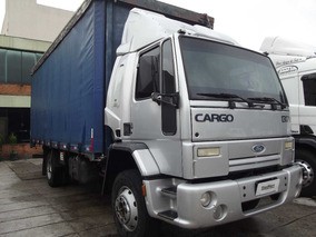 Ford Cargo 1317 Leito 2007 Toco Sider 7 Mts / Financia 100%