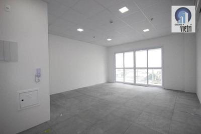 Conjunto Para Alugar, 35 M² Por R$ 1.300/mês - Vila Leopoldina - São Paulo/sp - Cj0056