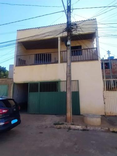 Imagem 1 de 15 de Sobrado Para Venda Em Ra Xiv São Sebastião, Residencial Oeste - M0403_1-1951086