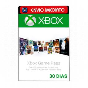 Cartão Xbox R$29 Reais Game Pass 30 Dias - Original