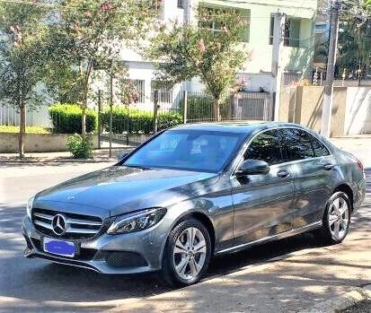 Mercedes-benz Classe C 2.0 Avantgarde Turbo 4p 211 Hp