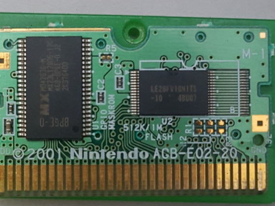 Pokemon Leaf Green Original Nintendo Game Boy Advance
