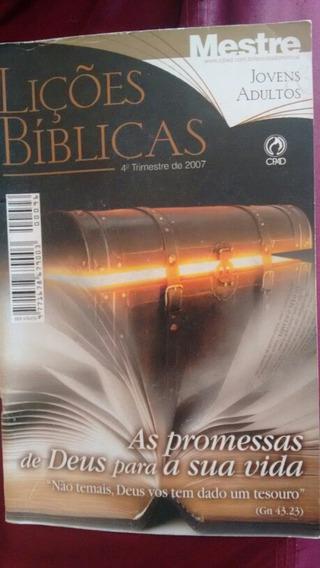 Lições Bíblicas As Promessas De Deus Para A Sua Vida