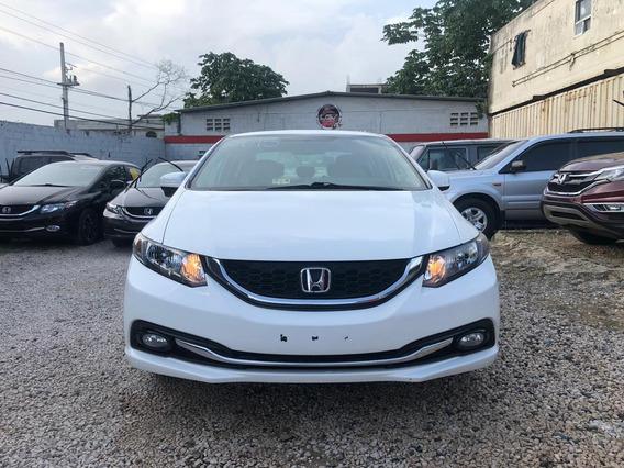 Honda Civic Inicial 270,000