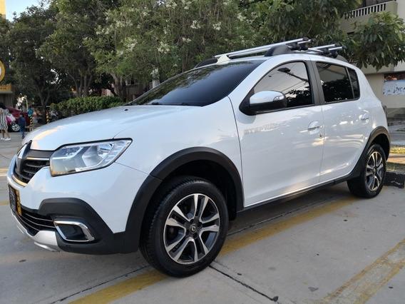 Renault Stepway Intens Cvt 2019