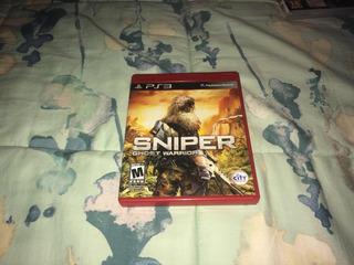 Sniper Ghost Warrior Ps3 Español