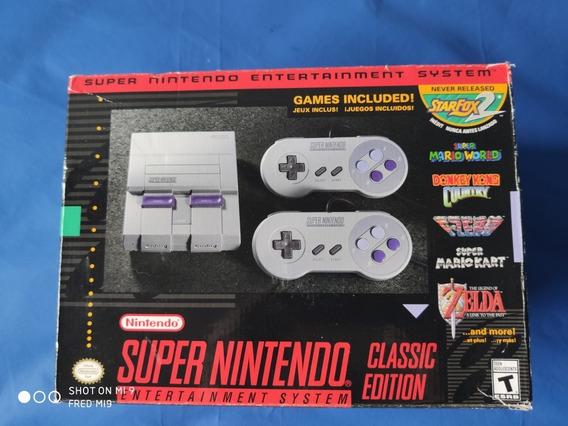 Snes Classic Edition Original