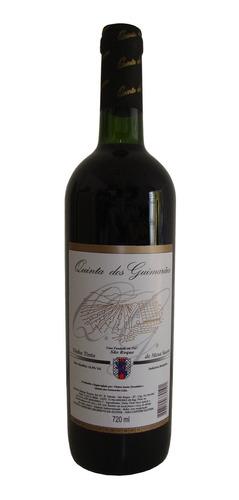 Imagem 1 de 1 de Vinho Tinto Suave Isabel/bordô 720ml - Quinta Dos Guimarães