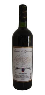 Vinho Tinto Suave Isabel/bordô 720ml - Quinta Dos Guimarães