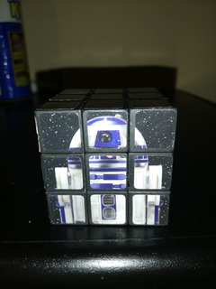 Cubo Rubik De Star Wars