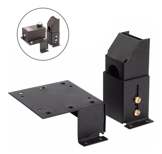 Suporte Parta Trava Eletromagnética Lock Plus