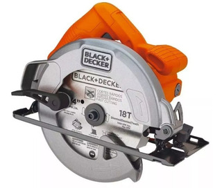 Sierra Circular Black + Decker 7-1/4 1400w 5300rpm Cs1004-b3