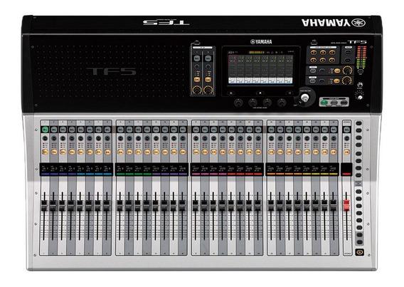 Mesa De Som Digital Yamaha Tf-5 32 Canais + 1 Ano De Garantia + Nota Fiscal