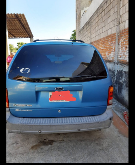Ford Windstar Lx Básica Mt 2001
