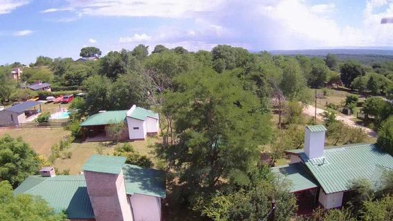 Vendo 3 Casas En Villa General Belgrano