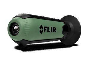 Monoculo Flir Scout Tk Camera Termica Visao Noturna Nf 12x