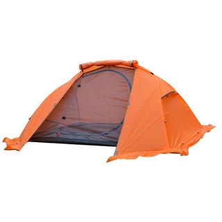 Barraca De Camping Azteq Mykra 2/3 Pessoas Laranja Com Cinza