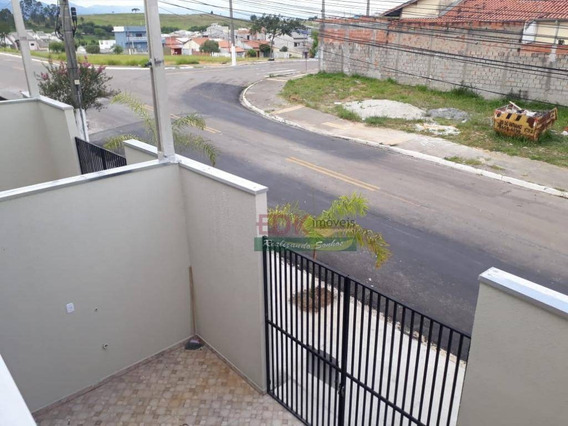 Sobrado Com 2 Dormitórios À Venda, 65 M² Por R$ 152.000,00 - Jardim Panorama - Caçapava/sp - So0752