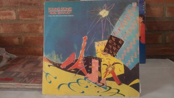 Disco, Vinilo Rolling Stones. Aun En Vivo