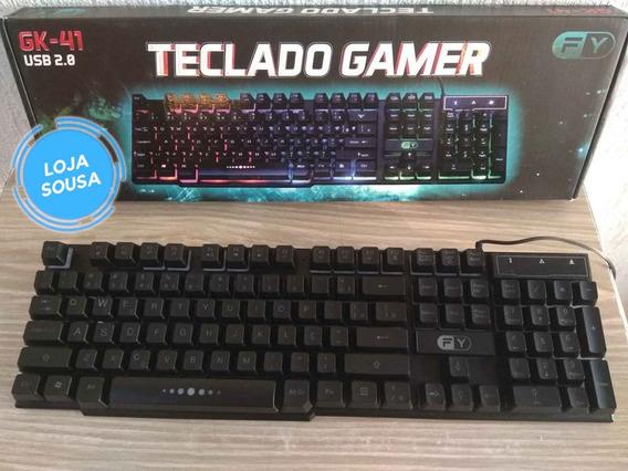 Teclado Gamer Fy Gk-41