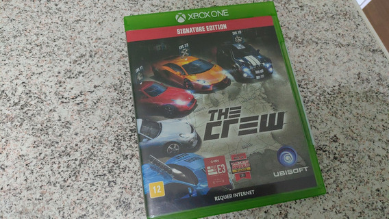 Jogo The Crew Para Xbox One - Corrida - Rpg