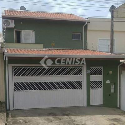 Casa Com 3 Dormitórios À Venda, 175 M² - Jardim Valença - Indaiatuba/sp - Ca1627
