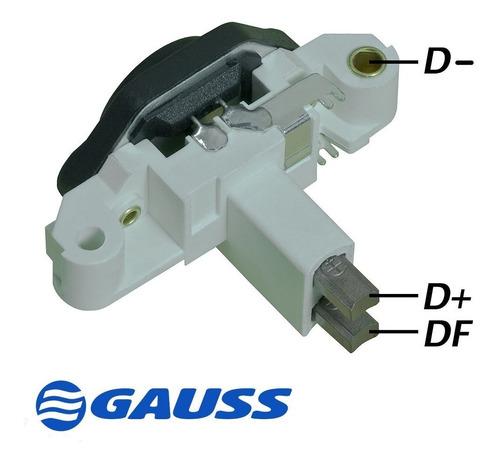 Imagem 1 de 1 de Regulador Voltagem 14v 100a Bosch Gm Corsa Audi A4 Vw Nissan