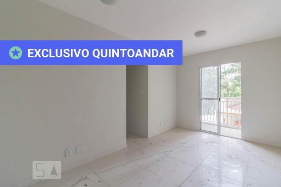 Apartamento No 2º Andar Com 3 Dormitórios E 1 Garagem - Id: 892984809 - 284809