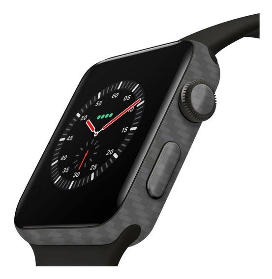 Skin Adesivo Proteção Grafite Apple Watch 44m P/ Series 4