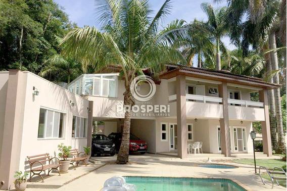 Casa Com 4 Dorms, Ville Chamonix, Itatiba - R$ 1.5 Mi, Cod: 136 - V136