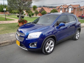 Chevrolet Tracker Awd 4x4 2017