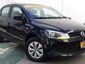 Volkswagen Gol 1.6 Cl Aire Negro 2016