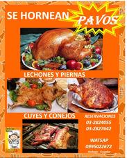 Delicias Yolita Horneado De Pavos Y Delicias De Sal Y Dulce