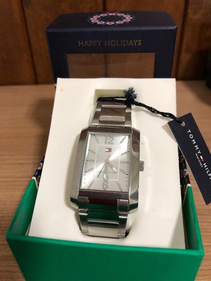 Relógio Original Tommy Hilfiger Masculino Aço Resistente