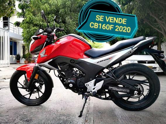 Honda Cb160f 2020