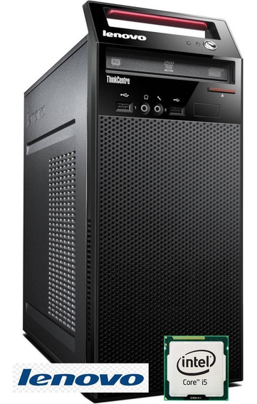 Desktop Pc Lenovo Thinkcentre E73 Core I5- 4ªg - 4gb Sem Hd