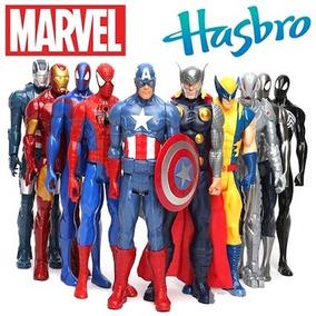 Muñeco Iron Man Thor Avengers Marvel Hasbro Somos Tienda