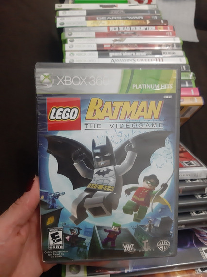 Lego Batman The Vídeo Game Xbox 360