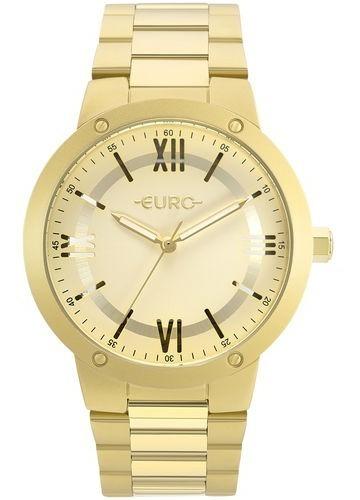 Relógio Euro Feminino Ouse Ser Você Mesma Eu2035ymu/4d