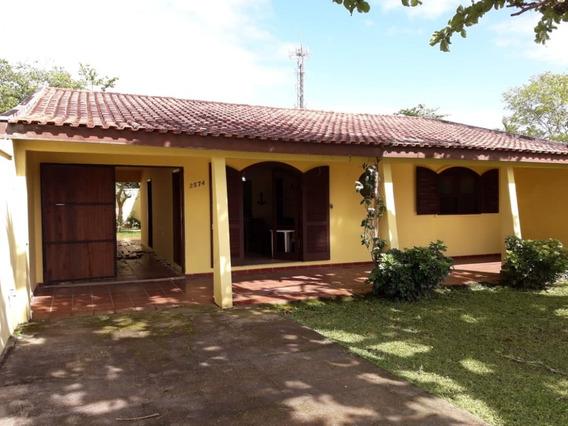 Casa Para Locação Temporada No Jardim Estoril Em Guaratuba - - 970