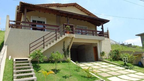 Imagem 1 de 30 de Casa Com 3 Dormitórios À Venda, 230 M² Por R$ 852.000,00 - Granja Viana - Cotia/sp - Ca1462