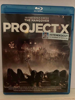 Blu-ray Project X / Proyecto X
