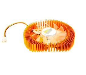 Dissipador De Calor Dc 12 V 3pin Placa Gráfica Radeon